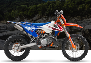 KTM 300 EXC TPI SIX DAYS 2018