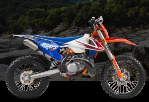 KTM 300 EXC TPI SIX DAYS 2018