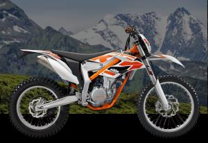 KTM FREERIDE 350 2018